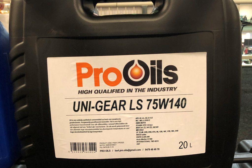 Uni-Gear LS 75W140
