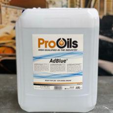 Pro Oils AdBlue - 10l - front
