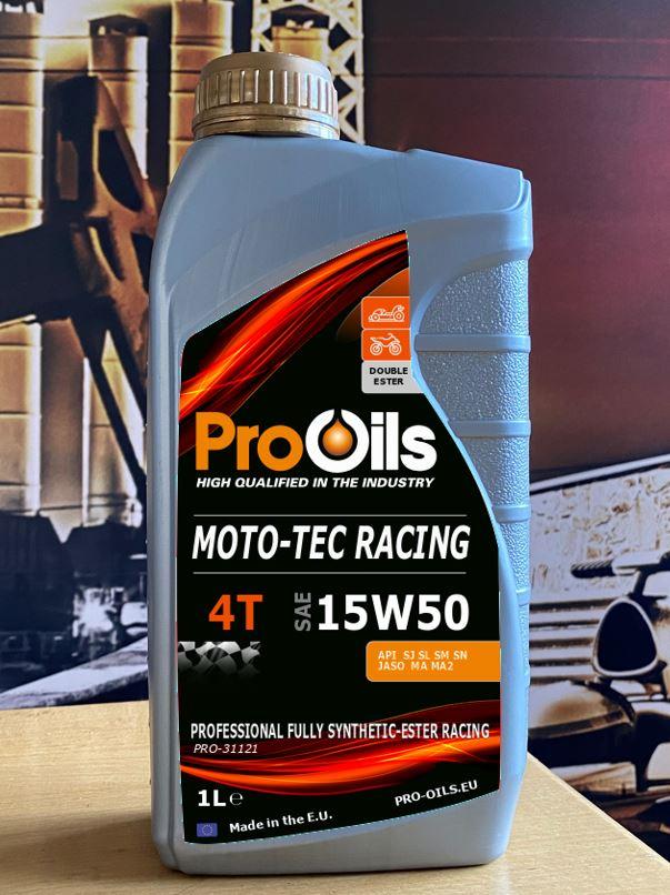 Moto-Tec Racing 15W50